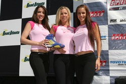 The lovely Speed girls