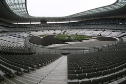 The ROC circuit takes shape the Stade de France