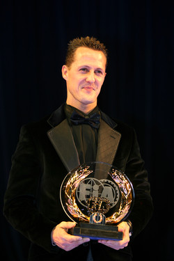 2006 seven times world champion: Michael Schumacher