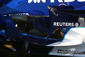 WilliamsF1 Team FW28-B Toyota detail