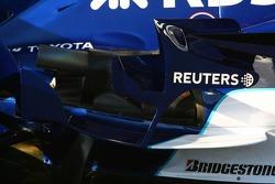 WilliamsF1 Team FW28-B Toyota detail