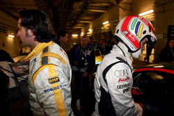 Yvan Muller and Tom Kristensen