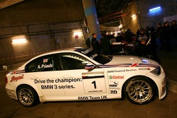 Andy Priaulx in the BMW WTCC
