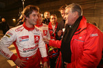 Sbastien Loeb and Guy Frquelin