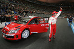 Sbastien Loeb with the new Citron C4 WRC