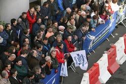 Clermont-Ferrand fans