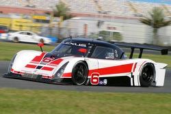 #6 Michael Shank Racing Lexus Riley: Henri Zogaib, Ian James, Paul Tracy, A.J. Allmendinger