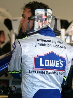 Jimmie Johnson
