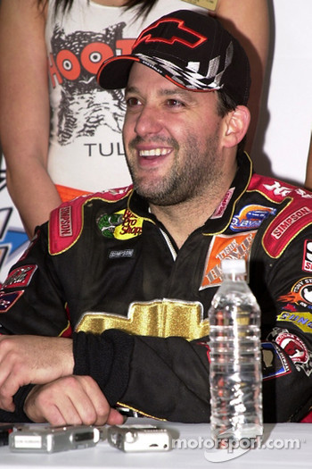 Tony Stewart addressed the media in the post-race press conference after topping the Oklahoma Dodge Dealers championship finale of the 21st Annual O'Reilly Chili Bowl Midget Nationals