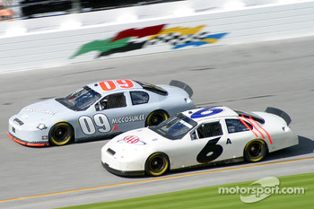 David Ragan and Mike Wallace