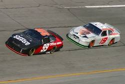 Carl Edwards and Elliott Sadler