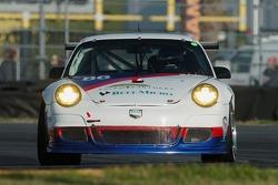 #86 Farnbacher Loles Motorsports Porsche GT3 Cup: Larry Bowman, Don Bell, Lance Willsey, Shawn Price