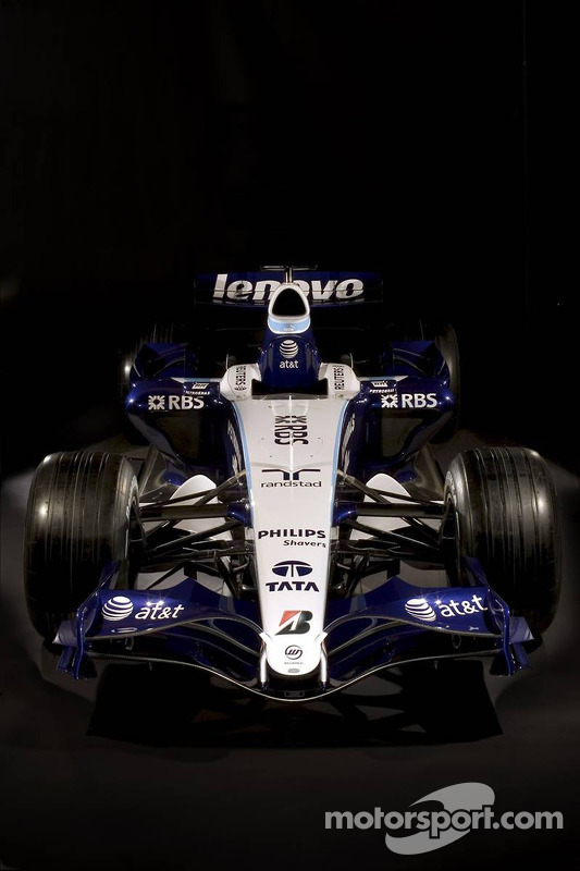 The Williams FW29 Toyota
