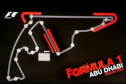 New Formula One Abu Dhabi track