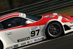 BMS Scuderia Italia Porsche 997 GT3 RSR: Collard, Malucelli