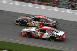 A.J. Allmendinger and Robby Gordon