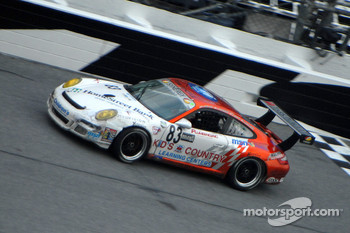 #83 Synergy Racing Porsche GT3 Cup: David Gaylord, Don Pickering, Hal Hilton, Ben McCrackin