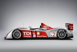 The Audi R10 2007
