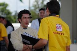 Felix Porteiro, BMW Team Italy-Spain, BMW 320si WTCC