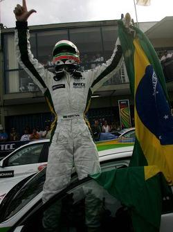 Winner Augusto Farfus, BMW Team Germany, BMW 320si WTCC