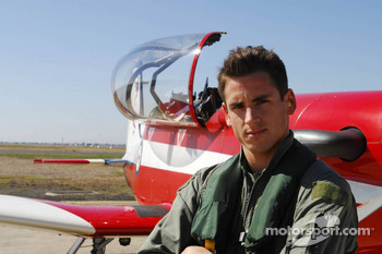 Adrian Sutil, Spyker F1 Team - Flight with the RAAF Roulettes