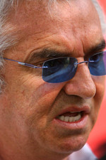 Flavio Briatore, Renault F1 Team, Team Chief, Managing Director