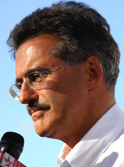 Mario Theissen, BMW Sauber F1 Team, BMW Motorsport Director
