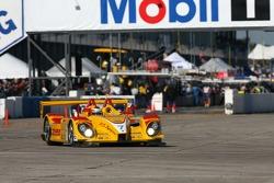 #7 Penske Motorsports Porsche RS Spyder: Romain Dumas, Timo Bernhard, Helio Castroneves