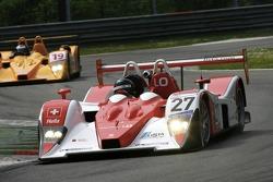 #27 Horag Racing Lola B05/40 - Judd: Fredy Lienhard, Didier Theys, Eric van de Poele