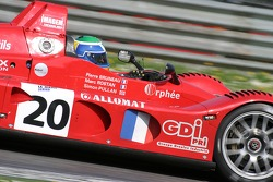 #20 Pierre Bruneau Pilbeam MP93 - Judd: Marc Rostan, Pierre Bruneau, Simon Pullan