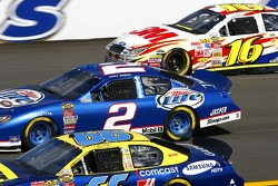 Kurt Busch and Greg Biffle