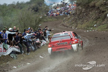 Federico Villagra and Diego Curletto, Mitsubishi Lancer Evolution