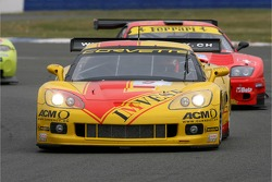 #5 Carsport Holland Corvette C6R: Jean-Denis Deletraz, Mike Hezemans