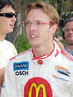 Sébastien Bourdais and Graham Rahal