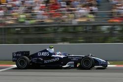 Alexander Wurz, Williams F1 Team, FW29