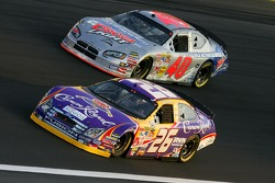 Jamie McMurray and David Stremme