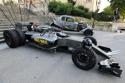 The Mad Max Lotus F1 car