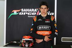 Esteban Ocon, Sahara Force India F1 Team Test Driver