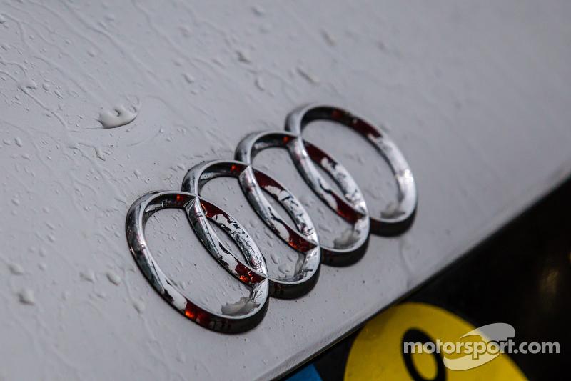 #1 Phoenix Racing Audi R8 LMS Audi logo