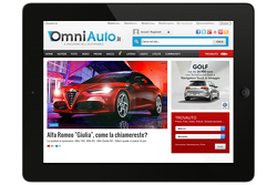 Screen shot of OmniAuto.it