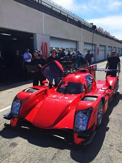 Rebellion Racing R-One