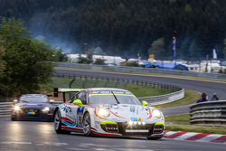 #90 Team Manthey, Porsche 911 GT3 Cup MR: Steve Smith, Nils Reimer, Reinhold Renger, Harald Proczyk