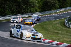 #46 TeamCoach-Racing BMW M3 E92: Rudi Adams, Dierk Möller-Sonntag, Tom Moran