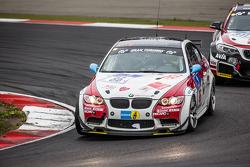 #86 Sorg Rennsport BMW M3 GT4: Frank Elsässer, Oliver Bender, Stefan Beyer, Paul Follett