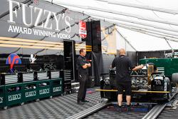 CFH Racing team area