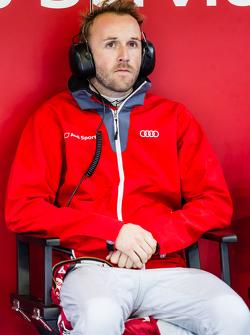 #9 Audi Sport Team Joest Audi R18 e-tron quattro: René Rast