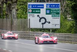 日产车队22号日产GT-R LM NISMO:哈里·廷克内尔、阿历克斯·邦科姆、迈克尔·克鲁姆,日产车队23号日产GT-R LM NISMO:奥利弗·普拉、简恩·马登博、马克斯·齐尔顿
