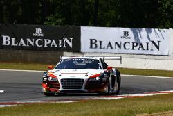 #6 Phoenix Racing Audi R8 LMS: Niki Mayr-Melnhof, Markus Winkelhock