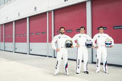 Timo Glock, Alex Zanardi, Bruno Spengler, ROAL Motorsport
