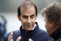 Emanuele Pirro, FIA Stewart
